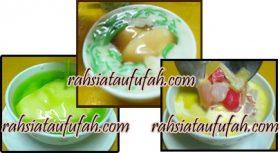 Cara membuat Air Soya dan Taufufa (Tau Fu Fah) untuk dijual