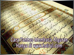 Cara Belajar Membaca Al Quran Dgn Lancar Berlagu & Testimonial Tak Cukup Tangan Jual Dadih