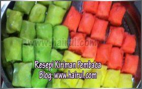 Resepi Durian Crepe Paling Sedap