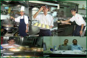 Resepi Roti Bun Pau Dan Pizza Dari Pengalaman Bekerja Hotel