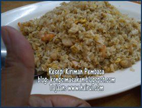 Resepi Nasi Goreng Cina Yang Lazat