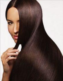 Petua Cara Meluruskan Rambut