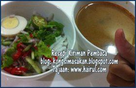 Resepi Laksa Kedah Paling Special