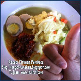 Resepi Lontong Johor Asli