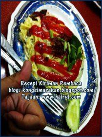 Resepi Nasi Goreng Pattaya Paling Sedap