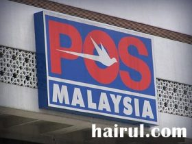 Pos barang dengan Pos Ekspres, Panduan Perkhidmatan Pos Malaysia