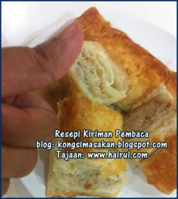 Resepi Puff Pastry Ayam Special