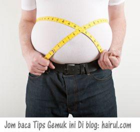 Punca Obesiti Gemuk Dari Lemak Atau Gula? Dimana Rasionalnya