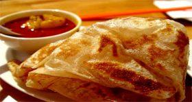 Cara membuat roti canai yang lembut, sedap dan enak.