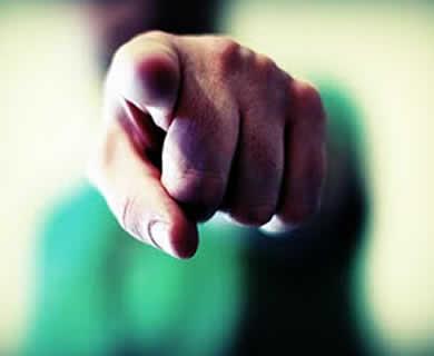tangan-menunjuk