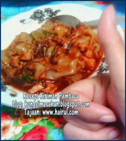 Resepi Kuey Teow Goreng Basah Paling Lazat