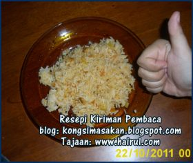 Resepi Nasi Tomato Special
