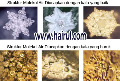 Dr Masaru Emoto Water