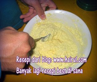 resepi sandwich mayonis