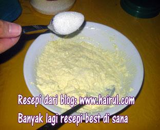 resepi egg filling