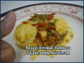 Resepi Nasi Goreng Pattaya Special