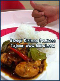 Resepi Nasi Paprik Ala Thai Paling Sedap