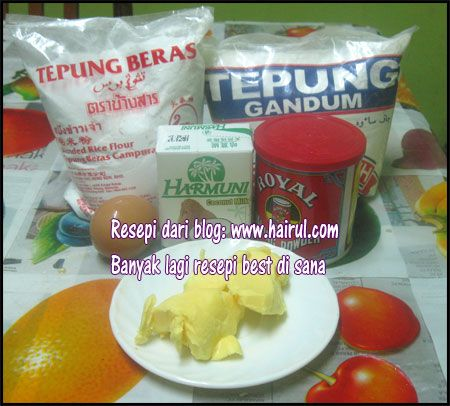 Resepi Tepung Goreng Pisang Rangup Style Hotal Cara Buat Chef Hairul Hissam