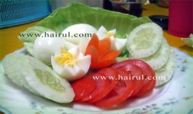 Resepi Sarapan Pagi Sandwich Egg Filling With Mayonis