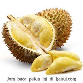 Petua Mengasingkan Isi Durian Untuk Buat Tempoyak