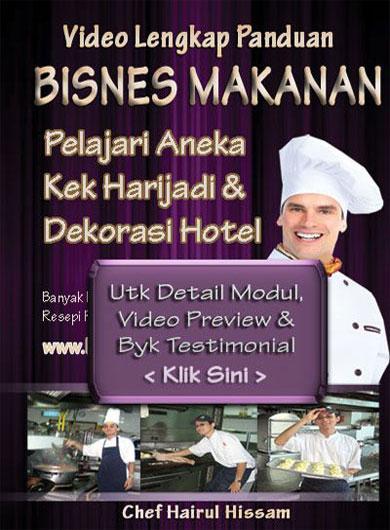 DVD Kelas Kek Utk Labuan Brunei