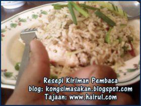 Resepi Nasi Goreng Kerabu Special
