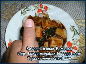 Resepi Kuah Yong Tau Fu Special