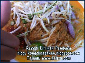 Resepi Laksa Johor Paling Sedap