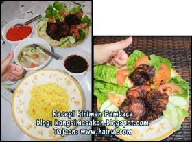 Resepi Nasi Ayam Mentega Special Recipe