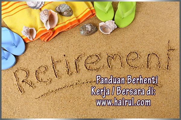 persediaan bersara