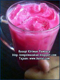 Resepi Air Sirap Bandung